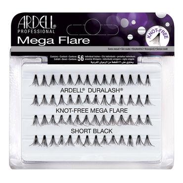 Ardell Mega Flare Individual Lashes Short