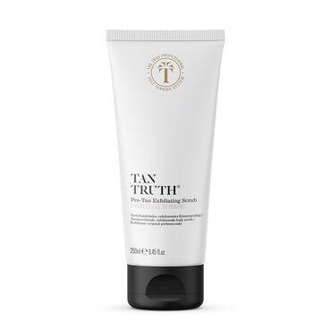 Tan Truth Pre-Tan Exfoliating Scrub, 250ml