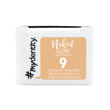 #mydentity Naked Glow 9 Permanent Hair Colour 58g