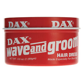 DAX Wave and Groom Hair Dress Wax 99g