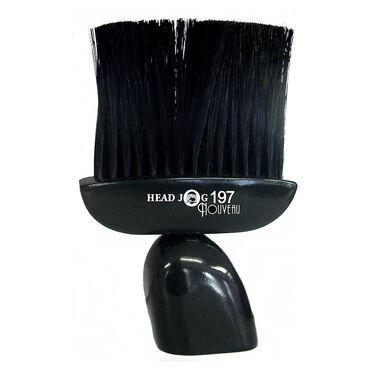 Head Jog 197 Black Nouveau Neck Brush