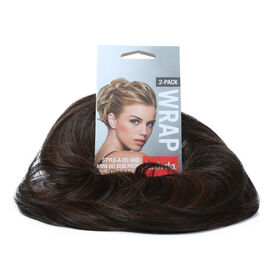 Hairdo Style-A-Do And Mini-Do clip in hair piece R10/ Chestnut Duo Pack