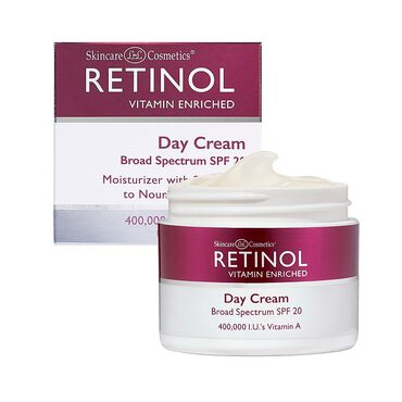 Retinol Day Cream with Broad Spectrum SPF 20 63g