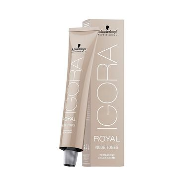 Schwarzkopf Professional Igora Royal Nude Tones - 8-46 Light Blonde Beige Chocolate 60ml