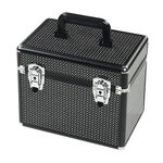 S-PRO Small Vanity Case, Black, Diamond