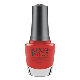 Morgan Taylor Long-lasting, DBP Free Nail Lacquer - A Petal For Your Thoughts 15ml
