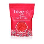 Hive of Beauty Hot Film Wax Pellets - Rose 700g