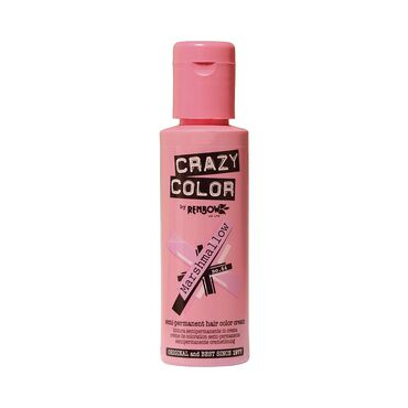 Crazy Color Crazy Color Semi Permanent Hair Colour Cream - Marshmallow 100ml