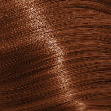 Indola Profession Caring Color Permanent Hair Colour - 8.43 Light Blonde Copper Gold 60ml
