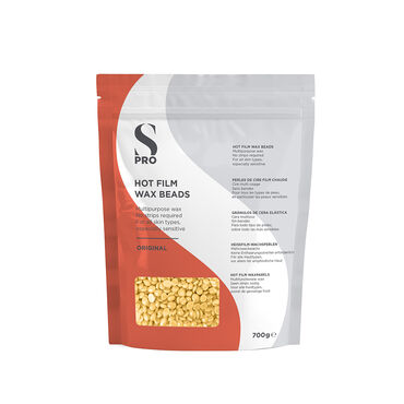 S-PRO Stripless Hot Film Wax Bag, 700g