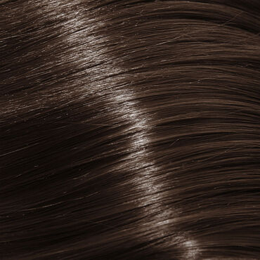 Silky Coloration Permanent Hair Colour - 5.O Light Intense Brown 100ml