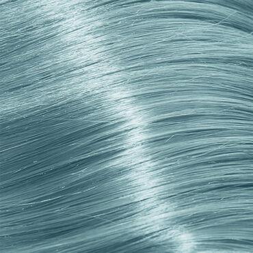 Crazy Color Semi Permanent Hair Colour Cream - Bubblegum Blue 100ml
