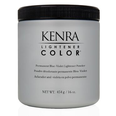Kenra Professional Lightener Permanent Blue-Violet Lightener Powder 454g