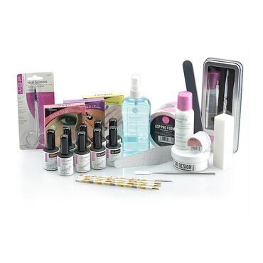 ASP Soak Off Nail Art Kit