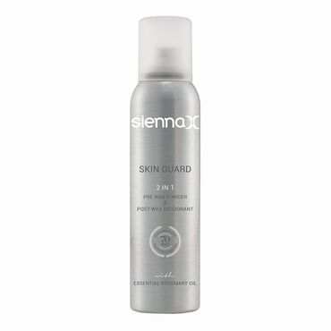 Sienna X Skin Guard 2 in 1 Pre/Post Wax Treatment 450g