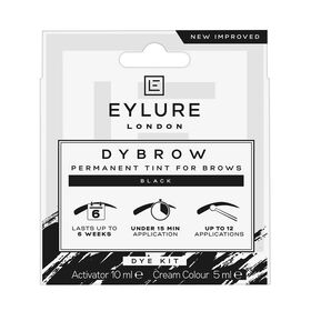 Eylure Pro-Brow Dybrow Dye Kit - Black