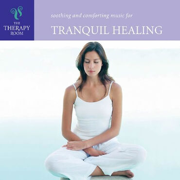 New World Music The Therapy Room Tranquil Healing CD