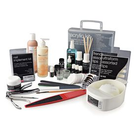 Salon Services Nails For Beginners Kit