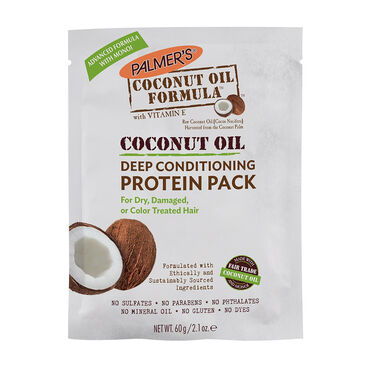 Palmer's Coconut Oil Deep Conditioning Protein Pack 60g