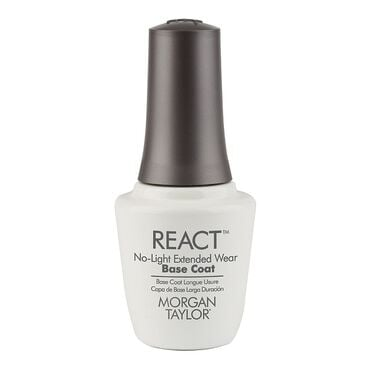 Morgan Taylor React No Light Extended Wear Base Coat 15ml