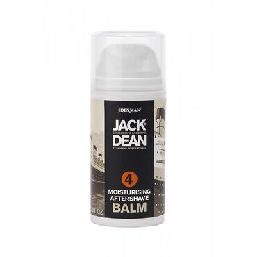Jack Dean Professional Shaving System Aftershave Balm 100g
