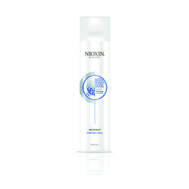 Wella Professionals Nioxin 3D Style Niospray Strong Hold Hair Spray 400ml