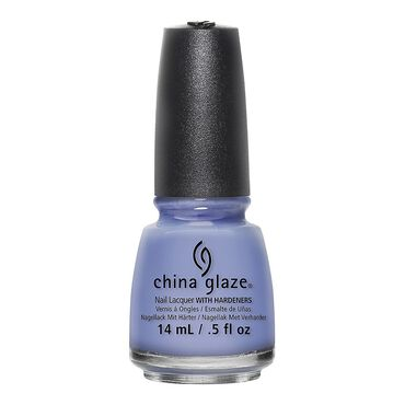 China Glaze Nail Lacquer - Secret Peri-Winkle 14ml