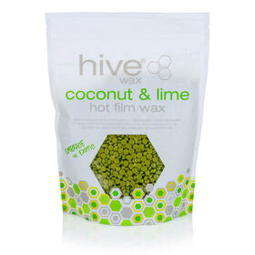 Hive of Beauty Hot Film Wax Pellets - Coconut & Lime 700g