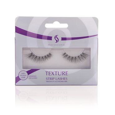 S Professional Texture Strip Lashes