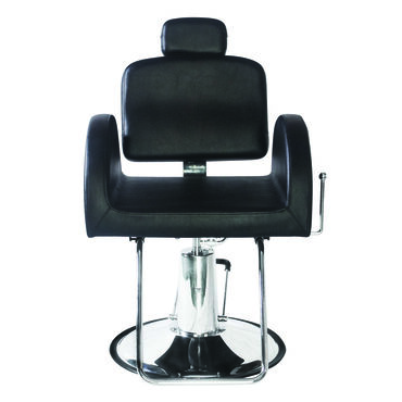 Salon Services Finchley Barber's Chair Black