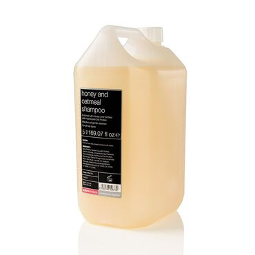 Salon Services Shampoo Honey & Oatmeal 5l
