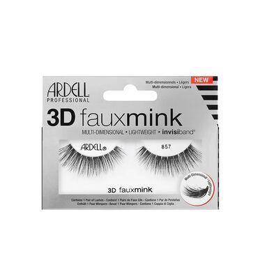 Ardell 3D Faux Mink Strip Lashes 857