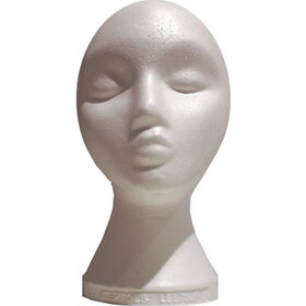 Salon Services Poly Mannequin Head