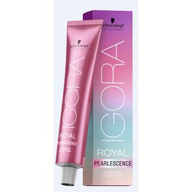 Schwarzkopf Professional Igora Royal Pearlescence Permanent Hair Colour - 9.5-89 Pastel Candy 60ml