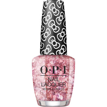 OPI Hello Kitty Collection Nail Lacquer - Born to Sparkle 15ml