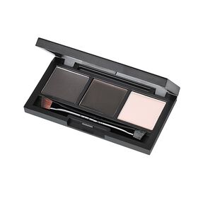 Marvelbrow Brow Trio Black Black