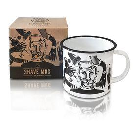 Barber Pro Shave Mug - Clip 'n' Snip