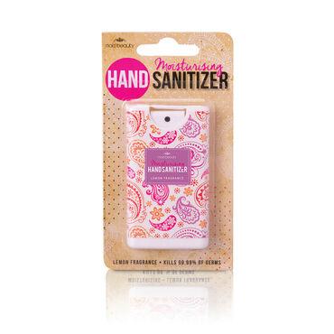 Mad Beauty Moisturising Hand Sanitiser Paisley Lemon