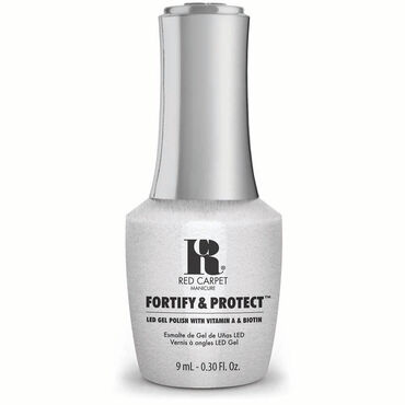 Red Carpet Manicure Fortify & Protect Gel Polish Co-Starring Color 9ml