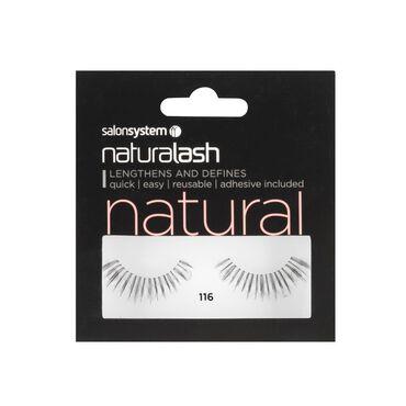 Salon System Naturalash Strip Lashes Natural 116