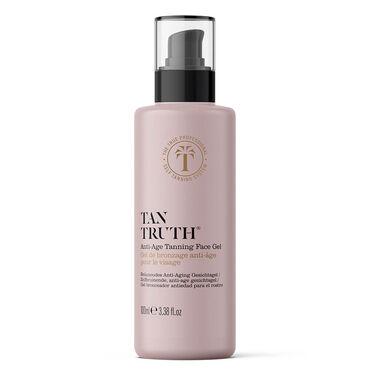 Tan Truth Anti-Age Tanning Face Gel, 100ml
