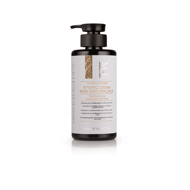 Minerals of Eden Spa Collection Styling Cream, 500ml
