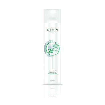 Nioxin 3D Style Niospray Regular Hold Hair Spray 400ml