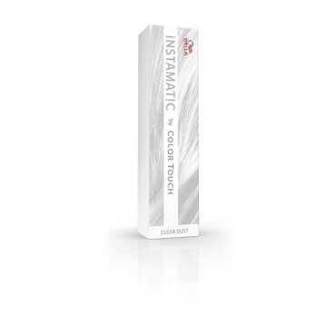 Wella Professionals Color Touch Instamatic Semi Permanent Hair Colour - Clear Dust 60ml