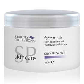 Strictly Professional Dry/Plus+ Face Mask 450ml
