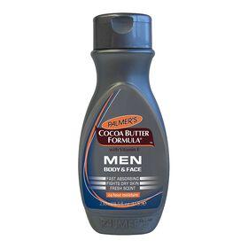 Palmer's Men Body and Face Moisturiser Lotion 250ml