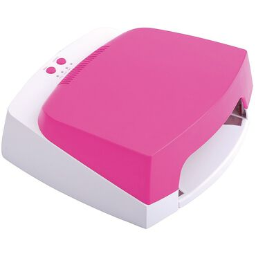 The Edge UV Lamp Pink and White 36W