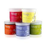 Hive of Beauty Lavender Shimmer Crème Wax 425g