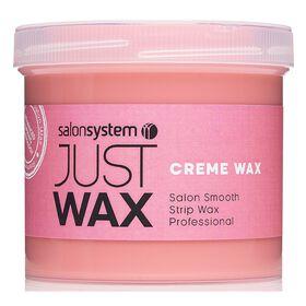 Just Wax Crème Wax 450g