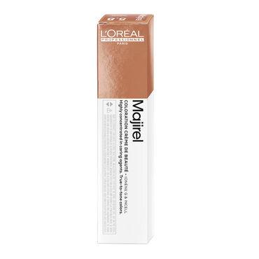 L'Oréal Professionnel Majirel Permanent Hair Colour New Packaging - 6.8 Dark Mocha Blonde 50ml